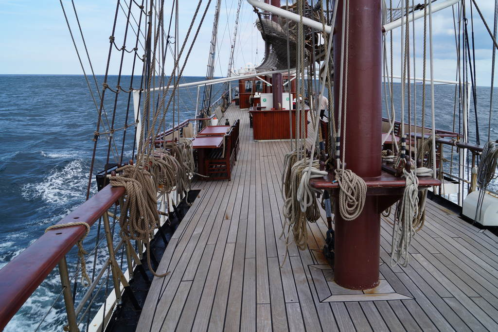 Tallship For Sale!